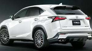 lexus trd lexus nx gains trd styling accessories in japan