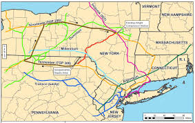 New England States Map by Feds Approve Pipeline To Bring Marcellus Gas To New York New