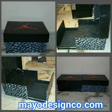shoe box into wall shelves in a fools paradise easy diy loversiq