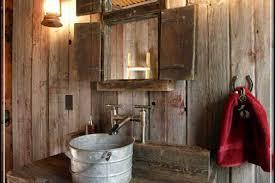 tips to enhance rustic bathroom decor ideas home design rustic