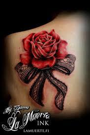 rose tattoo 3d danielhuscroft com