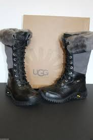 ugg s adirondack ii boots black grey the adirondack boots with thankfifi on elie