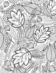 coloring pages of autumn printable fall coloring pages autumn coloring pages free printable