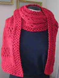 over 300 free knitted scarf knitting patterns at allcrafts net