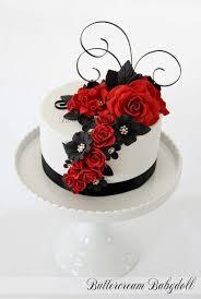 best 25 black small wedding cakes ideas on pinterest black