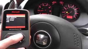 check engine light goes on and off o2 sensor icarsoft i908 diagnose seat ibiza engine warning light for o2 sensor