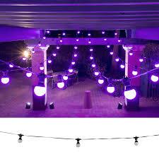 Outdoor Light String by Chauvet Festoon Extension Outdoor Light String Pssl
