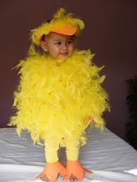 Duck Toddler Halloween Costume Katie Bohren 23 Months Chicken Halloween