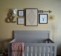 studio 7 interior design rustic modern nursery reveal