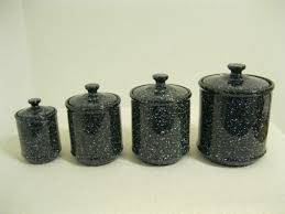 black kitchen canisters black kitchen canisters designsbyemilyf