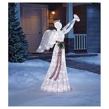 lighted christmas yard angels angels lighted yard displays christmas wikii