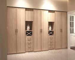 solid wood wardrobe closet home design
