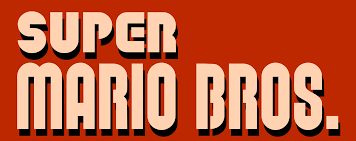 file super mario bros logo svg wikimedia commons