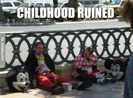 childhood ruined meme