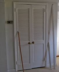Louvered Closet Doors Interior Decor Lavish Louvered Closet Doors For Interiors Elerwanda