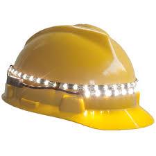 halo hard hat light orbitsun light for hardhats 400 lumen forward output and 360