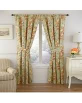 Waverly Curtain Panels Exclusive Waverly Curtains Drapes Shopping Deals