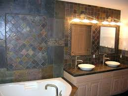 Slate Tile Bathroom Shower Slate Bathroom Tiles Slate Tile Shower Slate Bathroom Tile Design