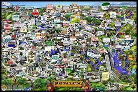 petaluma ca map mapco marketing specializing in custom maps wine maps