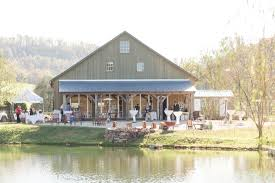 a fall barn wedding at big spring farm in lexington virginia