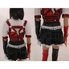 batman arkham asylum harley quinn dress costume cosplay tailored