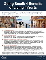 4 benefits of downsizing your living space checklist pacific yurts