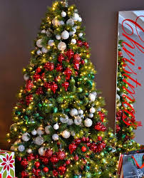 Pics Of Decorated Christmas Trees Best 25 Tree Decorations Ideas On Pinterest Diy Tree