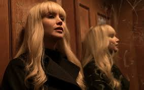 american actor with floppy hair and plays exasperated characters film review red sparrow cinegods