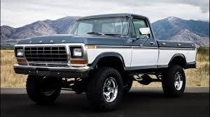 1979 Ford Truck Interior 1979 Ford F150 Ranger Xlt 4wd Full Resored Fresh 460 V8 Ac Cab