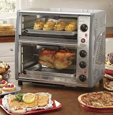 Best Rotisserie Toaster Oven Stack Up With The Double Decker Toaster Oven Cnet