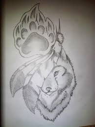 wolf feather poor by codyl132 on deviantart