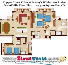 wilderness lodge villas 2 bedroom inspired dvc expansion copper
