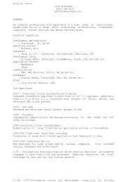 download mainframe developer cobol java in nyc resume peter