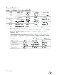 naming acids worksheet answers photos toribeedesign