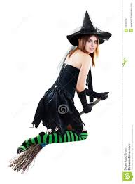 halloween witch flying royalty free stock photos image 33593028