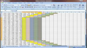 Sample Of Excel Spreadsheet Spreadsheet Test For Interview Nbd