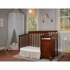 Baby Mod Mini Crib On Me 4 In 1 Convertible Mini Crib And Changer Combo