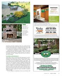 House And Home Magazine by In The News Landscaper Nj Lawn Care Nj Patios Nj Rock Bottom