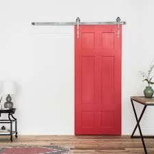 Red Barn Door by Crystal Beaded Curtains For Closets Closet Door Designs Imanada