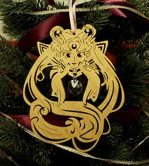 sailor moon ornament sailor moon moon princess