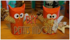 Idee Rouleau Papier Toilette Diy N 4 Toilet Roll Owl Des Hiboux Avec Des Rouleaux De