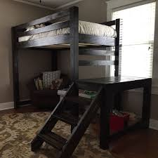 Ana White Camp Loft Bed With Stair Junior Height Diy Projects by Best 25 Junior Loft Beds Ideas On Pinterest Collage Dorm Room