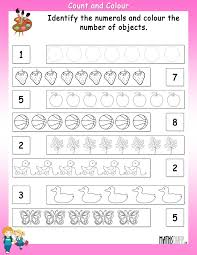 grade 1 math worksheets page 5
