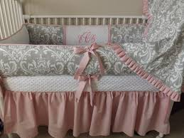 Pink And Gray Crib Bedding Sets Yellow Bedding Sets For Baby Bed Lostcoastshuttle Bedding Set