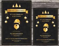 invitation flyer templates free christmas party flyer templates u0026 psd designs free u0026 premium