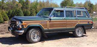 lowered jeep wagoneer pick one car you would own page 14
