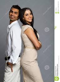 professional ethnic couple stock photos image 17229313