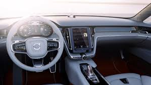 volvo hatchback interior volvo concept estate i choose you auto waffle