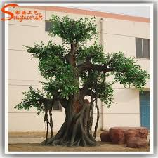alibaba china large outdoor realistic artificial big decorative