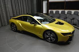 Bmw I8 Yellow - photo gallery custom austin yellow bmw i8 with ac schnitzer parts